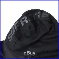 SUPREME THE NORTH FACE 16SS Steep Tech Hooded Sweatshirt HOODIE BLACK L