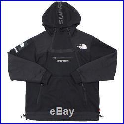 SUPREME THE NORTH FACE 16SS Steep Tech Hooded Sweatshirt Hoodie BLACK M