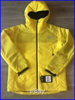 Summit Series NORTH FACE Ventrix L3 Men's Large Hoodie, Canary YLW NWT 280 MSRP