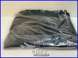 Supreme FW18 North Face Hoodie Hooded Sweatshirt Black DS L Large
