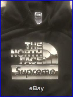Supreme The North Face Hoodie L