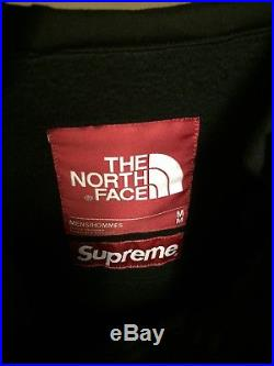 Supreme/The North Face SS16 Steep Tech Hoodie M box logo hype