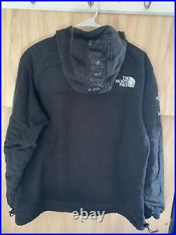 Supreme X North Face (TNF) Steep Tech Fleece Hoodie (Hooded sweatshirt) Size L