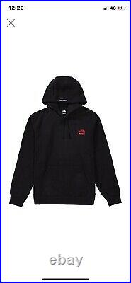 Supreme X The North Face Statue Of Liberty Hooded Sweatshirt Black Size XL