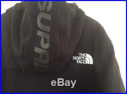 Supreme X The North Face Steep Tech Hoodie Black XL