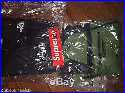 Supreme x The North Face SS/16 Olive Steep Tech Hooded Sweatshirt BNWT Medium