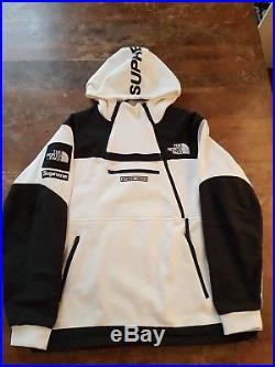 Supreme X The North Face Steep Tech Hoodie Sweatshirt Black And