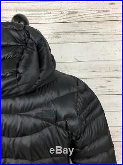 THE NORTH FACE 700 Parka Coat Large Black Great Condition Womens