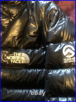 THE NORTH FACE L3 SUMMIT HOODIE JACKET COAT XL 800 fill like Rab