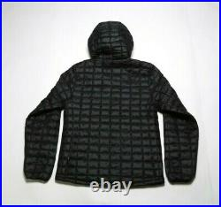 THE NORTH FACE Men's ThermoBall Eco Hoodie A3Y3MXYM Black Matte