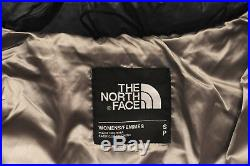 THE NORTH FACE SUZANNE NAVY TRICLIMATE DOWN insulated WOMEN'S TRENCH COAT S