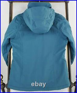 THE NORTH FACE Size Medium Womens HyVent Hooded Winter Ski Board Jacket Coat