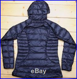 THE NORTH FACE TONNERRO HOODIE PARKA 700 DOWN insulated WOMEN'S JACKET M
