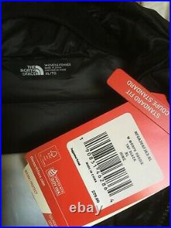 THE NORTH FACE Women's Morph Hoodie-Black 800 Down XL