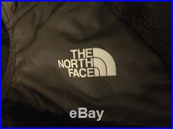 THE NORTH FACE Women's'OSO' TNF Black PLUSH FLEECE HOODIE Size Medium BNWT
