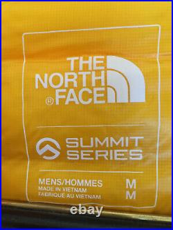The NORTH FACE MEN LIMITED EDITION Summit L3 Down Hoodie Slim JACKET Sz M NEW