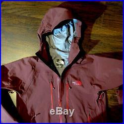 The North Face $600 Gore-Tex Pro Dihedral Men's M -S Jacket Ski Climb Waterproof