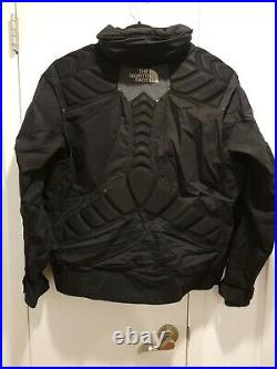 The North Face Black & Gray RARE Steep Tech Mens Hoodie Jacket Size Large