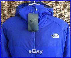 The North Face Blue Summit L3 Ventrix Hoodie Insulated Jacket Mens Size L $280
