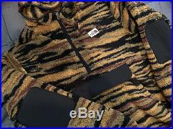 The North Face Campshire Fleece Pullover Hoodie Men's Tiger Camo SZ L
