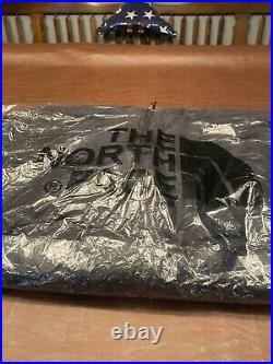 The North Face Denali Fleece Hoodie Size XXL 2xl Black Nwt