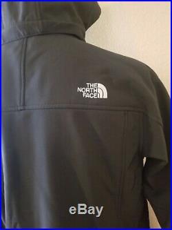 The North Face Gore-Tex Flight Series Black Hooded Jacket Men's Size Medium