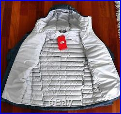 The North Face Hoodie Puffer Jacket Men size XS 100% Authentic