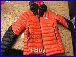 The North Face L3 Down Hoodie Jacket Summit Series Mens Medium New