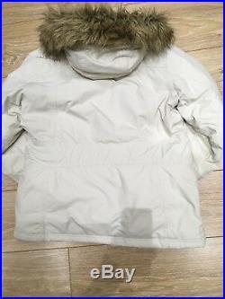 The North Face Ladies Greenland Down Parka Hyvent 550 L 14/16 ski jacket