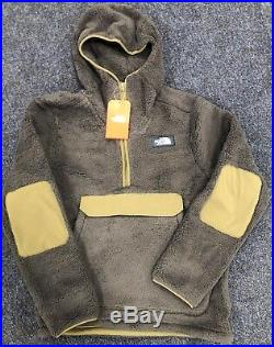 The North Face MENS Campshire Pull Over Hoodie BRAND NEW WITH TAGS