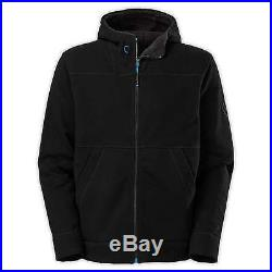 The North Face M Ballistic Hoodie Zip Up TNF Black