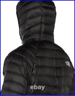 The North Face Men's Black Trevail Hoodie NWT