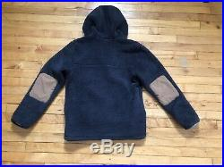 The North Face Men's Campshire Pullover Hoodie Grey/Brown Small Barely Worn