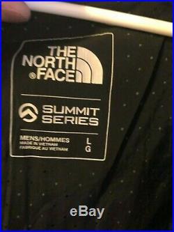 The North Face Men's Summit Series L3 Ventrix Hybrid Hoodie Slim Fit Black $250
