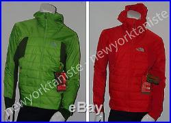 The North Face Men's Super Zephyrus HOODIE Jacket Full Zip Medium Summit Series