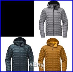 The North Face Men's Thermoball Hoodie INSULATED Jacket