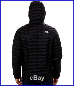 The North Face Men's Thertmoball Hoodie Jacket Tnf Black / Size S. L
