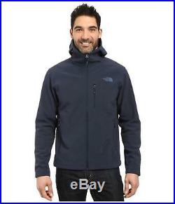 The North Face Mens Apex Bionic 2 Jacket Hoodie Softshell Hooded Coat Size M New