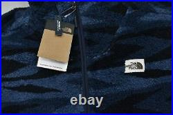 The North Face Mens Campshire Pullover Jacket Sherpa Fleece Hoodie Sz M $149