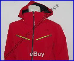 The North Face Mens Hidaka Jacket Hoodie Medium Hyvent Waterproof C412 New TNF