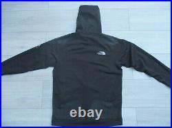 The North Face Mens L2 Summit Series Hoodie Hooded Fleece Training Top Black M