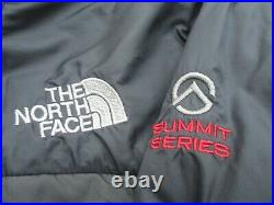 The North Face Mens Redpoint Optimus Primaloft S Black Summit Series Hoodie