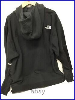 The North Face Mens Steep Tech Hoodie Fleece AE190L0 size XL Black/Zinc vintage