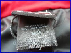 The North Face Mens Thermal Plasma Primaloft M Red Summit Series Hoodie Hyvent
