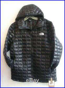 The North Face Mens Thermoball Eco Hoodie Jacket -A3Y3M- TNF Black NEW STYLE