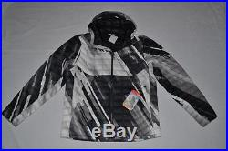 The North Face Mens Thermoball Hoodie Black Gray XL Xlarge Authentic