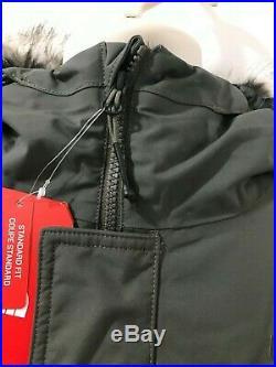 The North Face Mens Tumbleweed Green L Gotham III Hoodie Down Jacket $299 NWT