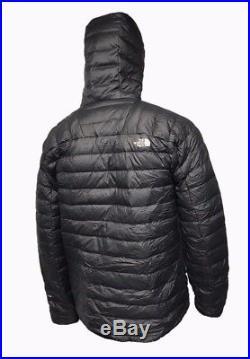 The North Face Morph Hoodie Full Zip Men's Medium M Black