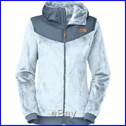 The North Face Oso Women's Plush Fleece Warm Hoodie Large (Blue)
