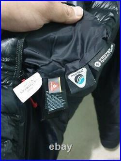The North Face Pertex Quantum 800 Pro Jacket Hoodie Men Size Medium Che 39-41